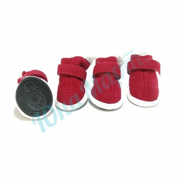 Ботинки Дед Мороз