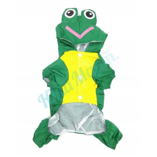 Комбинезон - дождевик лягушонок
