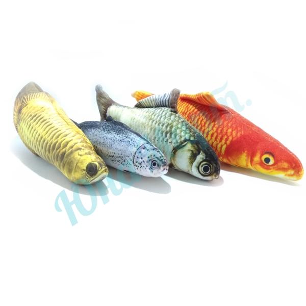 Игрушка Рыбка с мятой