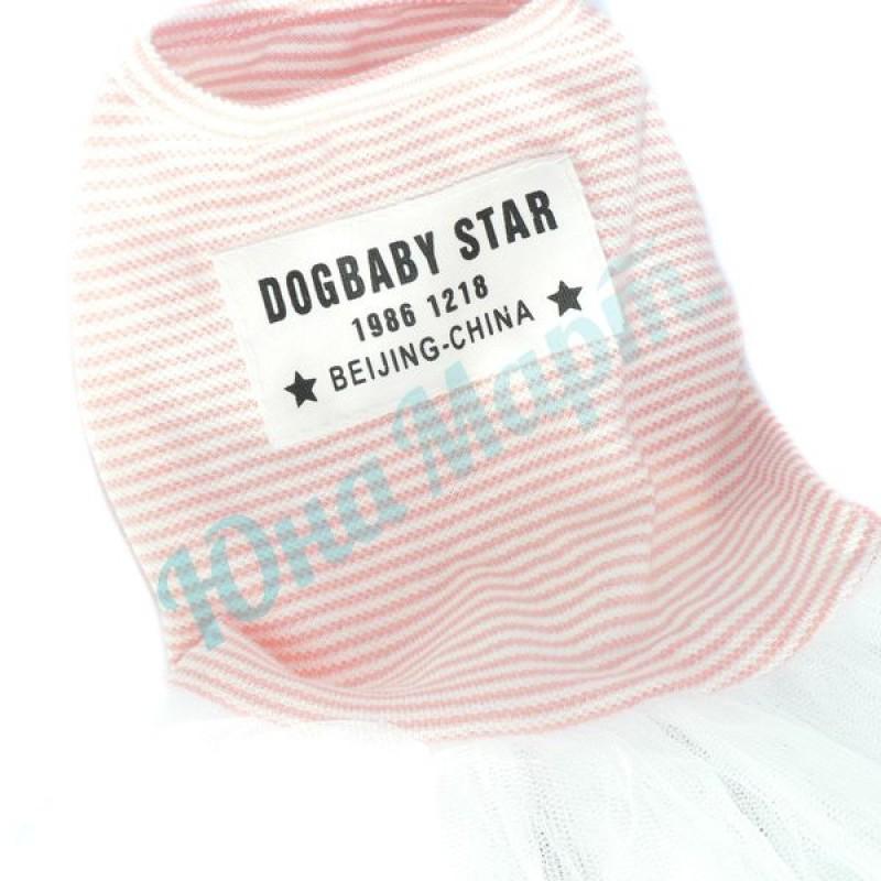 Платье DogBaby STAR